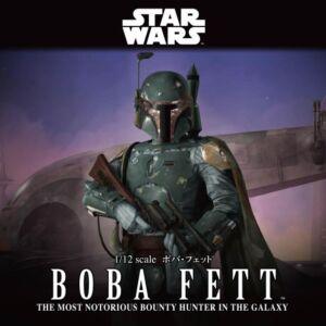 Star Wars Boba Fett 1:12 Scale Model Kit
