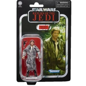 Star Wars The Vintage Collection 3.75 Inch Action Figure Han Solo (Endor)