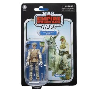 Star Wars The Vintage Collection 3.75 Inch Action Figure Luke Skywalker (Hoth)